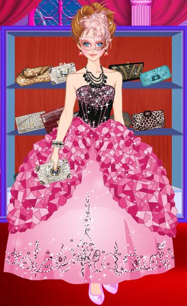 Doll Princess Prom Dress Up screenshot 2