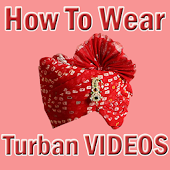 How To Wear Turban Safa VIDEOs