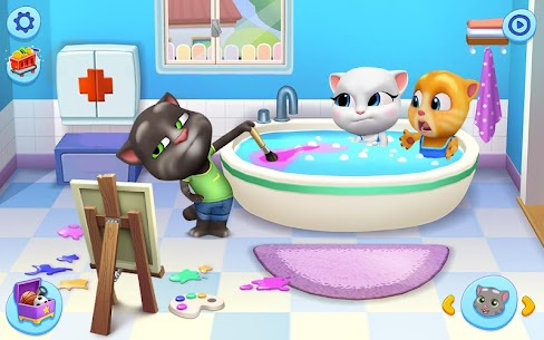 My Talking Tom Friends Mod Apk (Unlimited Money) 1.2.1.3 8