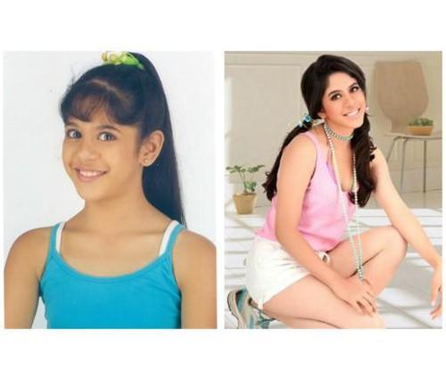 Tanvi Hegde from 'Son Pari'