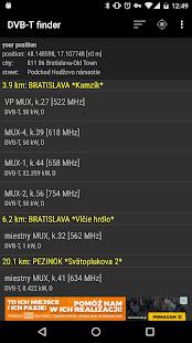 App DVB-T finder APK for Windows Phone