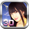 Eye Trainer with 3D Girls icon