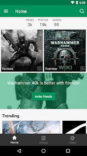 FANDOM for: Warhammer 40k - náhled