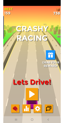 Crashy Road 1.2.9 screenshots 1