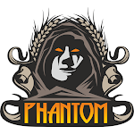 "Logo of Phantom Ales ""05256"" Dryhopped Cider"
