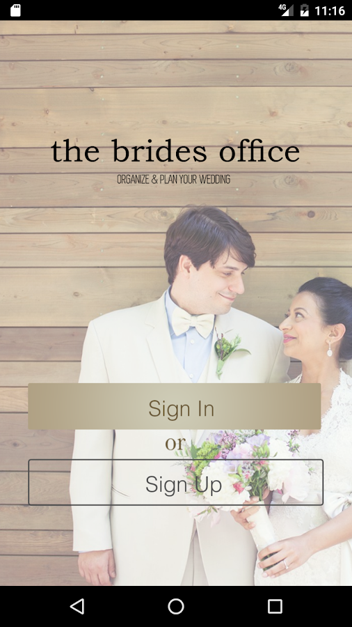 The Brides Office- screenshot