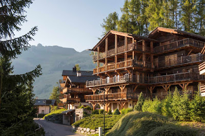 A Plush and Luxurious Vacation Apartment in Verbier