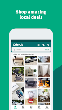 OfferUp - Buy. Sell. Offer Up APK screenshot thumbnail 1
