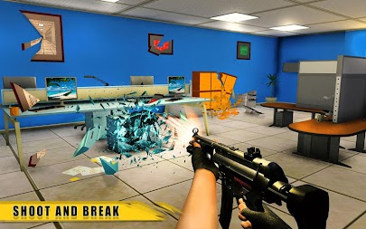 Home Smasher - Stress Buster APK screenshot thumbnail 13