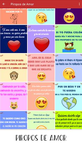 Poemas Y Piropos De Amor Frases By Diegoapps Imagenes