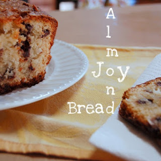 Almond Joy Bread.