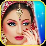 Indian Bride Wedding Salon Icon