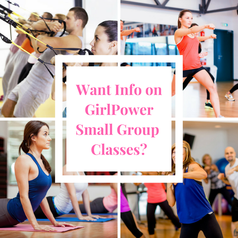 Want info on GirlPower classes?