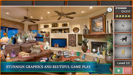 Hidden Objects Mansion Apk 5