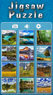 Jigsaw Puzzles Landscapes - náhled