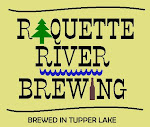 Logo for Raquette River Brewing