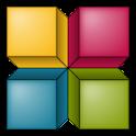 Blocks: Merger icon