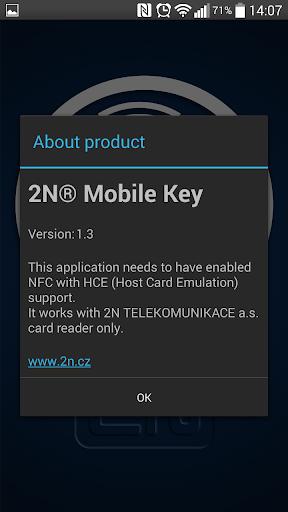 2N® Mobile Key