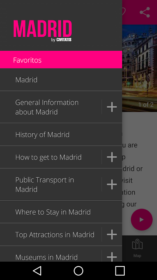 Madrid Guide Civitatis.com- screenshot