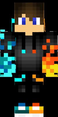 c'est mon skin Minecraft