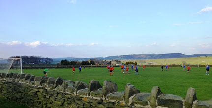 Photo: 30/04/13 v FC Lockwood (Huddersfield & District League Division 4) 1-2 - contributed by Mike Latham