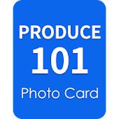 PhotoCard for Produce101