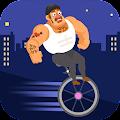 Unicycle Downhill