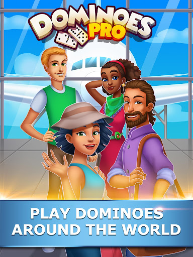 Dominoes Pro | Play Offline or Online With Friends modavailable screenshots 15