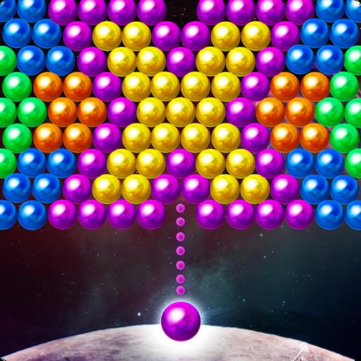 冒險App|Moon Blast Bubble LOGO-3C達人阿輝的APP
