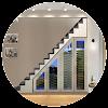 أفكار التخزين الدرج