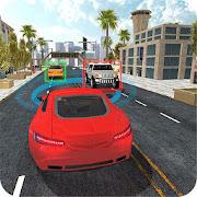 Autonomous Drive Car 3D