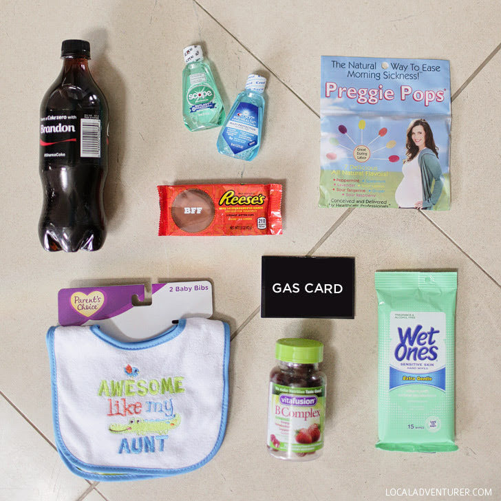 DIY Morning Sickness Care Package / Morning Sickness Cures and Remedies.