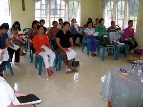 Photo: MTM Ladies conference.