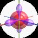 仮想軌道の立体化学 - Androidアプリ