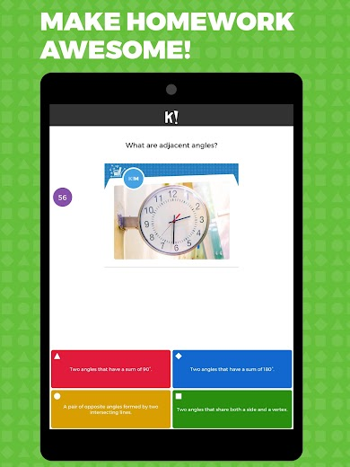 Screenshot 6 for Kahoot's Android app'
