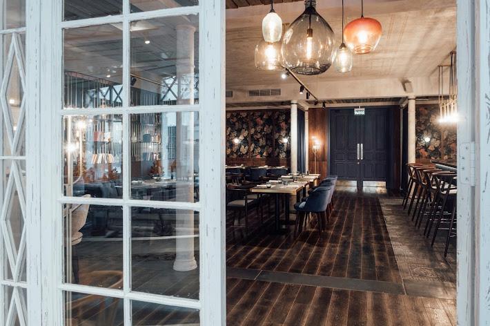 Фото №9 зала Ресторан «Гроза»