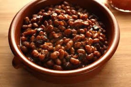 Ride-'Em Baked Beans Recipe