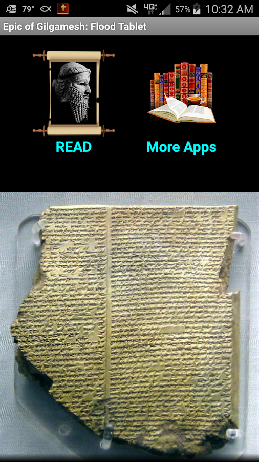 Does the Epic of Gilgamesh confirm the Biblical inundation account?