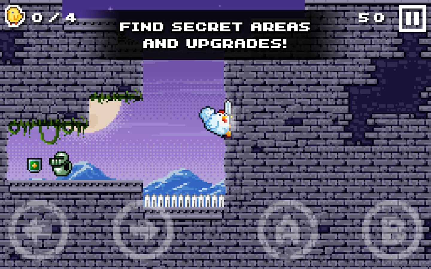 Cluckles' Adventure- screenshot