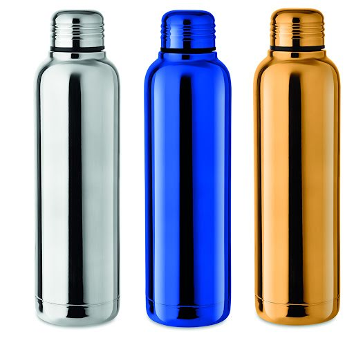 Multi Coloured Stainless Steel Vacuum Flask