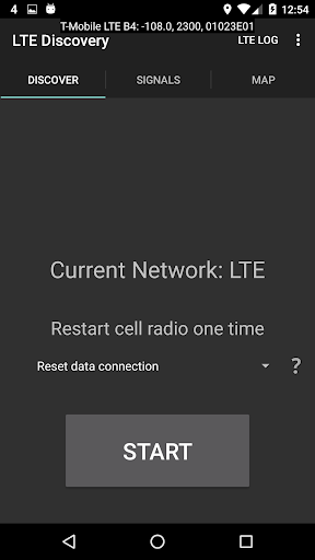 LTE Discovery  screenshots 3