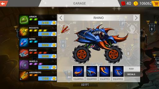 Mad Truck Challenge - Shooting Fun Race apkdebit screenshots 11