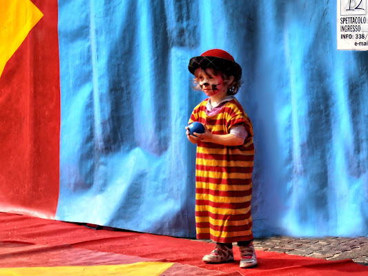 clown di Cenati Gino