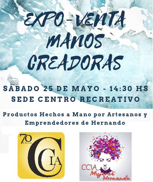 EXPO-VENTAS MANOS CREADORAS