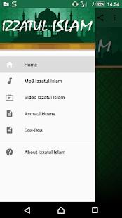 Lagu Izzatul Islam Offline - náhled
