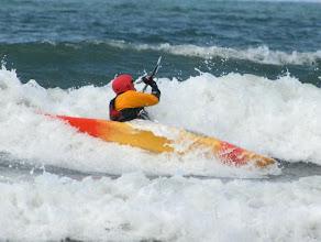 Photo: 15. Paul surfing