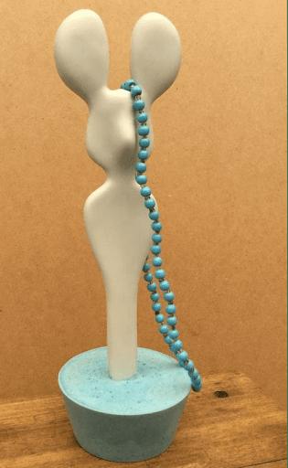 porte-bijoux porcelaine