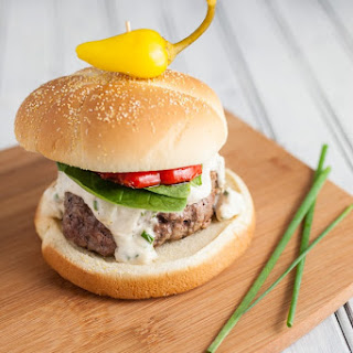 Blue Cheese Burger Topping Recipes.