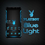 Playboy Blue Light Theme