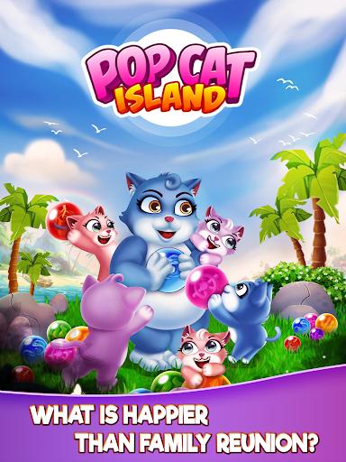 Cat Pop Island screenshots 15